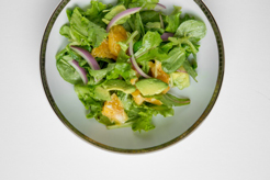 CITRUS, AVOCADO AND RED ONION SALAD