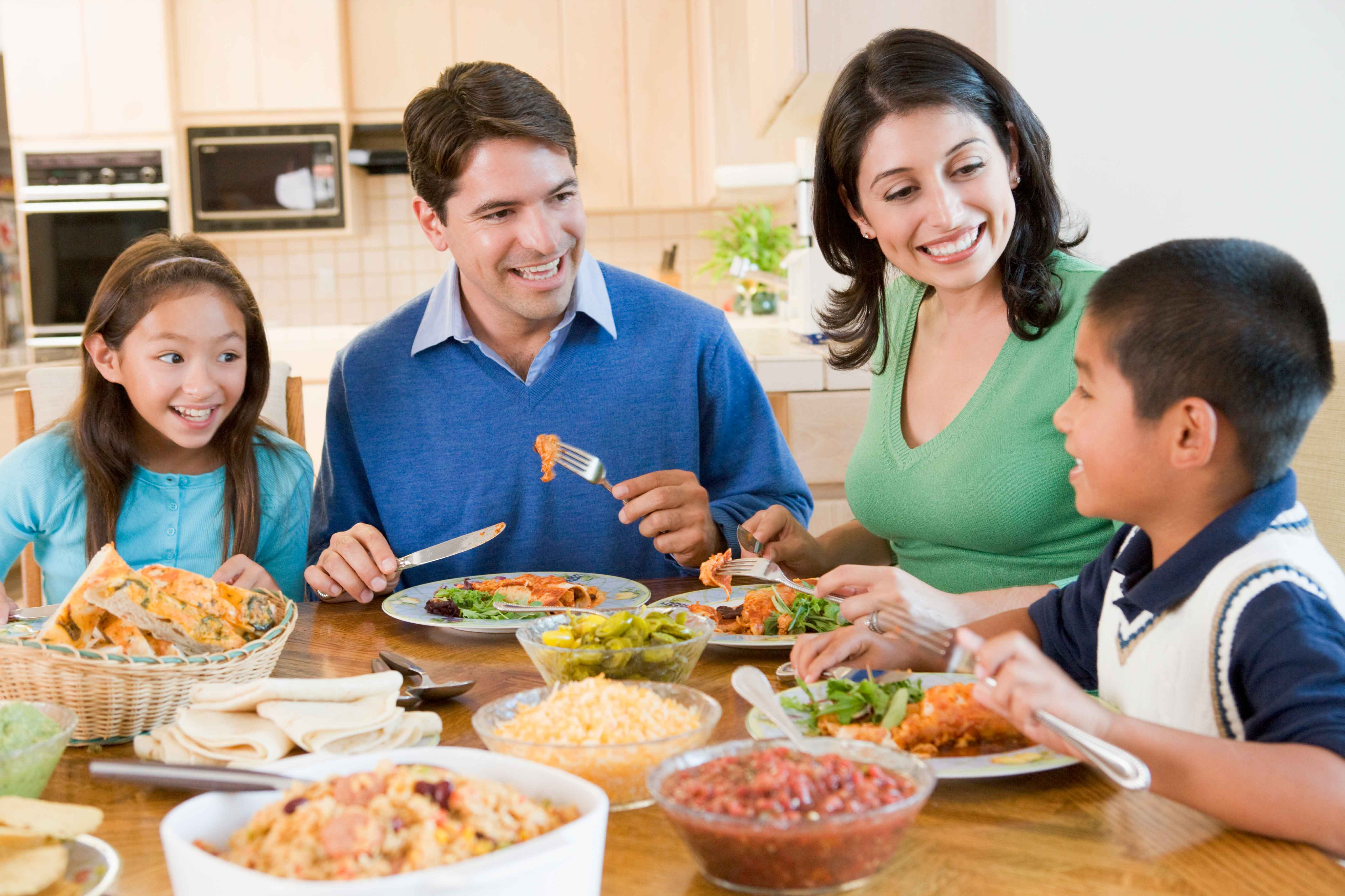 7 Things to Ask Your Kids at Dinner Beyond