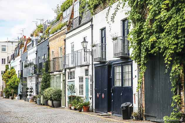 Lady's 6 Secret Places You Have to Discover in London